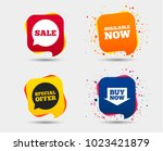 Sale Icons. Special Offer...