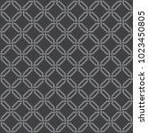 Seamless Interwoven Geometric...