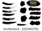 vector large set different... | Shutterstock .eps vector #1023462781
