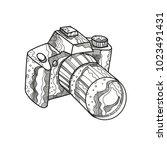 Doodle Art Illustration Of A...