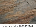 rustic stone  the texture of... | Shutterstock . vector #1023509764