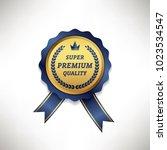 luxury premium commercials... | Shutterstock .eps vector #1023534547