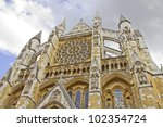 The Westminster Abbey  London