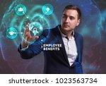 business  technology  internet... | Shutterstock . vector #1023563734