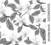 seamless pattern  background... | Shutterstock .eps vector #1023682435
