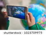 zhongshan china february 7 ... | Shutterstock . vector #1023709975