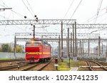saint petersburg  russia  ... | Shutterstock . vector #1023741235