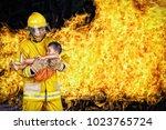 Firefighter.  Rescue Fireman...