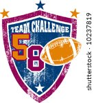 seal of a sport team | Shutterstock .eps vector #10237819