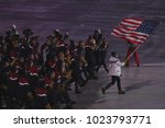 pyeongchang  south korea  ... | Shutterstock . vector #1023793771