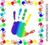 bright  vector illustration...   Shutterstock .eps vector #1023802651
