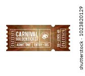 happy brazilian carnival...   Shutterstock .eps vector #1023820129