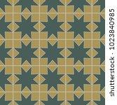 seamless abstract  pattern.... | Shutterstock .eps vector #1023840985