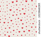 seamless pattern background.... | Shutterstock .eps vector #1023868285