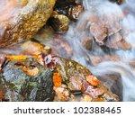 rocks and water | Shutterstock . vector #102388465