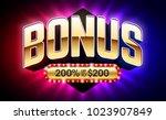 welcome bonus casino banner ...