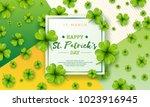 vector illustration of happy... | Shutterstock .eps vector #1023916945