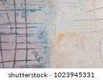 old paint wall background | Shutterstock . vector #1023945331