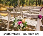 floral elegant elements of... | Shutterstock . vector #1024005121