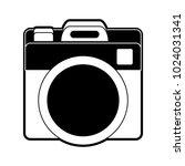 vintage photographic camera   Shutterstock .eps vector #1024031341