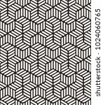 vector seamless pattern with... | Shutterstock .eps vector #1024060765