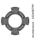 The Vector Image Celtic Cross...