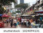 kuala lumpur  malaysia  ...   Shutterstock . vector #1024094131