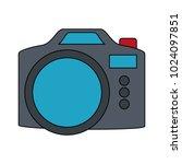 vintage photographic camera   Shutterstock .eps vector #1024097851