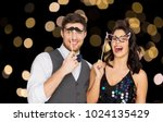 celebration  fun and holidays... | Shutterstock . vector #1024135429