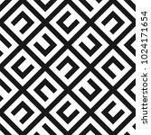 vector seamless pattern. modern ... | Shutterstock .eps vector #1024171654