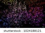 dark multicolor  rainbow vector ... | Shutterstock .eps vector #1024188121