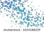 light blue  green vector cover...   Shutterstock .eps vector #1024188259