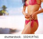 Unknown Girl In Bikini With...