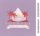 florida making magic happen...   Shutterstock .eps vector #1024205434