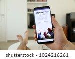 lendelede  belgium   november... | Shutterstock . vector #1024216261