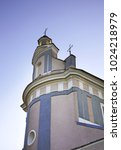 Small photo of Church of Jude Thaddaeus in Luchaj. Vitebsk oblast. Belarus