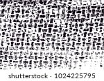 distressed background in black... | Shutterstock .eps vector #1024225795