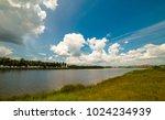 lake in insaniah university ... | Shutterstock . vector #1024234939