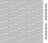 white waves on grey background  ... | Shutterstock .eps vector #1024236181