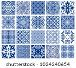 Vector Tiles Patterns. Seamles...