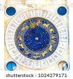 clock tower zodiac signs saint...
