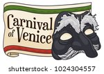banner with a traditional... | Shutterstock .eps vector #1024304557