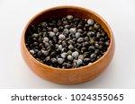 job's tears   coix lachryma... | Shutterstock . vector #1024355065