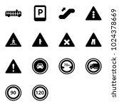 solid vector icon set   airport ...   Shutterstock .eps vector #1024378669