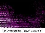 dark multicolor  rainbow vector ... | Shutterstock .eps vector #1024385755