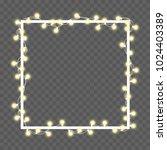 vector illustration of light... | Shutterstock .eps vector #1024403389