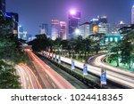 jakarta  indonesia   october 27 ...   Shutterstock . vector #1024418365