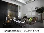 modern office | Shutterstock . vector #102445775