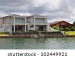 Australian Family Home. House...