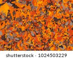 colorful spot background.... | Shutterstock .eps vector #1024503229